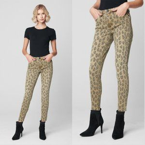 NWT BLANK NYC The Bond Skinny Leopard